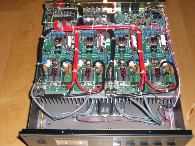 Dk3qn Amplifiers Hl 700b