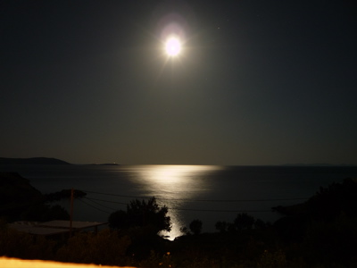 samos night